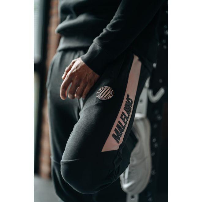 Afbeelding van Malelions Sport Coach Hoodie Set Antra Pink