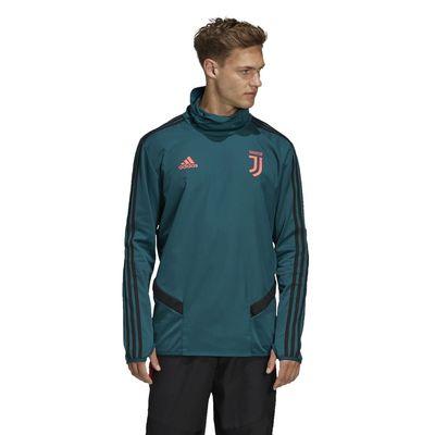 Foto van Juventus Warm-up Set Mystery Green