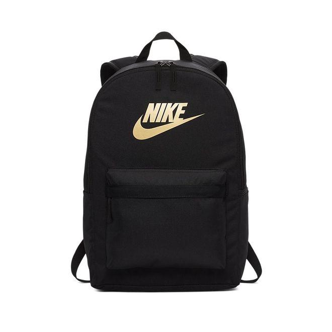 Afbeelding van Nike Heritage 2.0 Rugzak Black-Gold