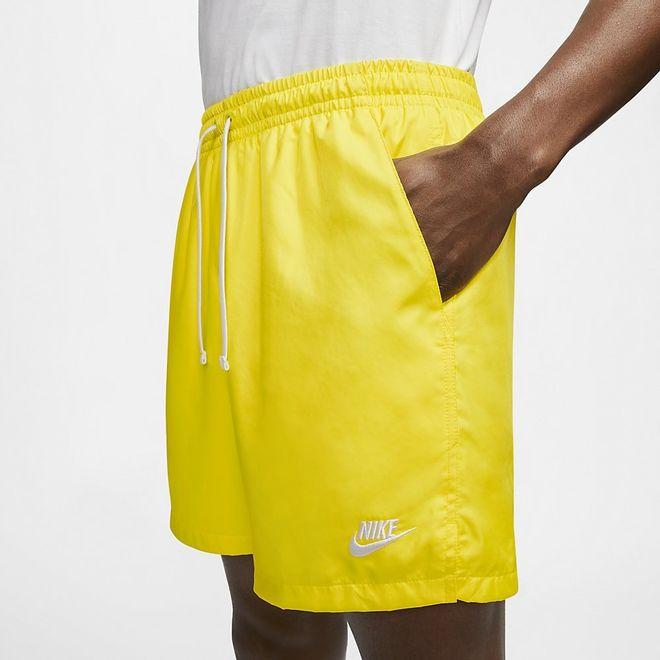 Afbeelding van Nike Sportswear Short Opti Yellow