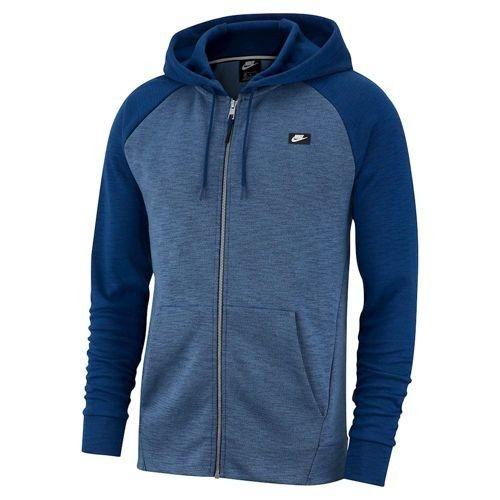 Afbeelding van Nike Sportswear Optic Hoodie Coastal Blue