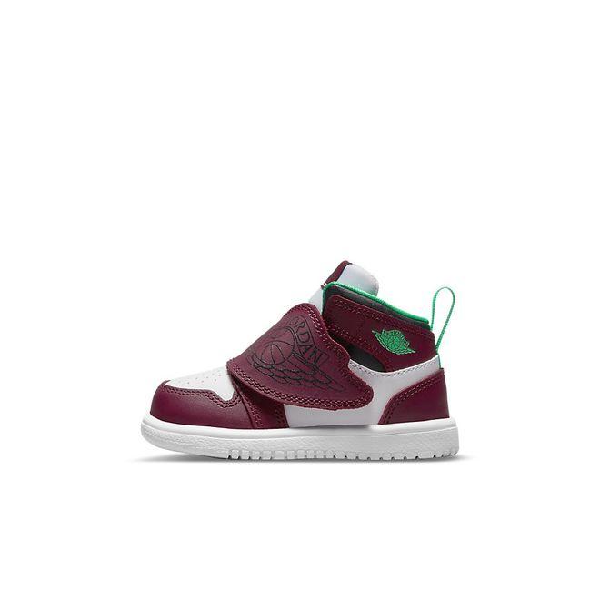 Afbeelding van Nike Sky Jordan 1 Infants Dark Beetroot