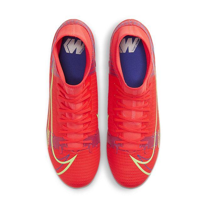 Afbeelding van Nike Mercurial Superfly 8 Academy MG Bright Crimson