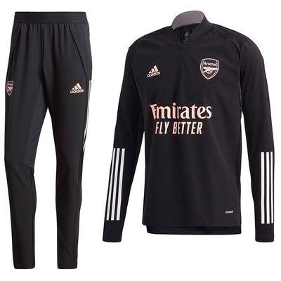 Foto van Arsenal Ultimate Warm Longsleeve Set Black