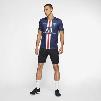 Foto van Paris Saint-Germain Stadium Home Shirt