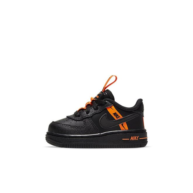 Afbeelding van Nike Force 1 LV8 KSA Black Orange