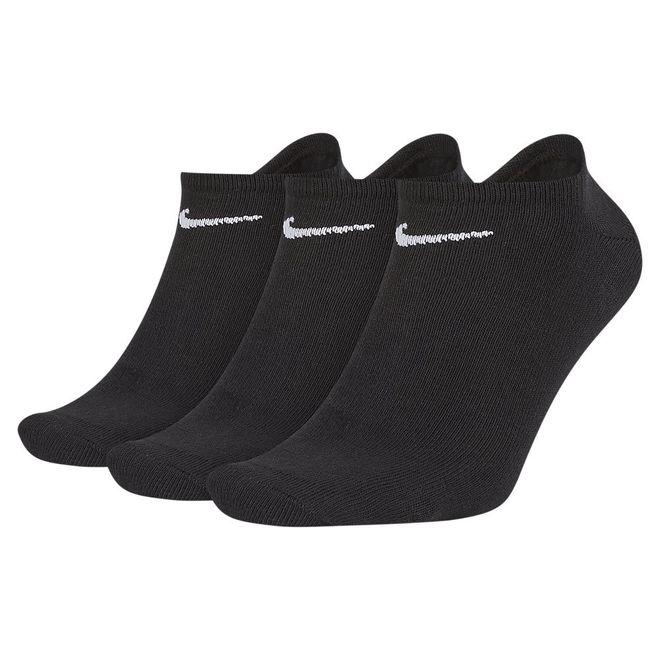 Afbeelding van Nike Value No-Show Sokken 3 paar Black