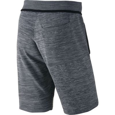 Foto van Nike Tech Knit Short Cool Grey