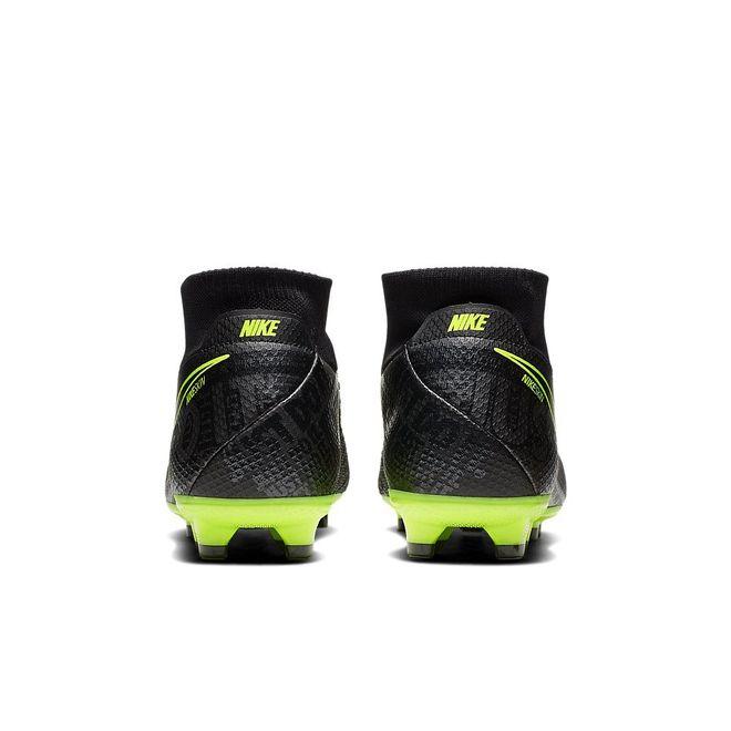 Afbeelding van Nike PhantomVSN Pro Dynamic Fit Game FG Black-Volt