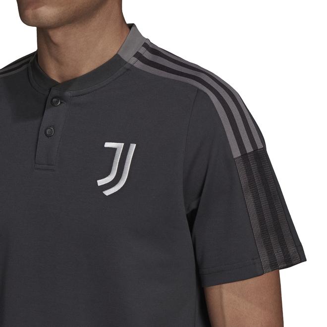 Afbeelding van Juventus Polo Set Carbon