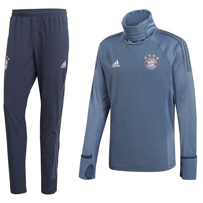 Afbeelding van FC Bayern München Ultimate Warm Longsleeve Set EU