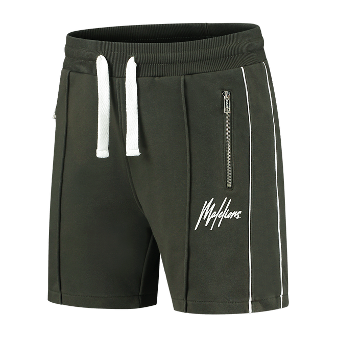 Afbeelding van Malelions Sport Thies Summer Set Army White