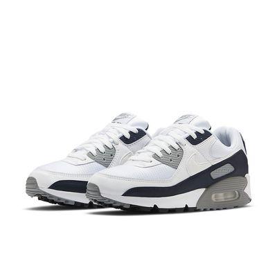 Foto van Nike Air Max 90 White Particle Grey