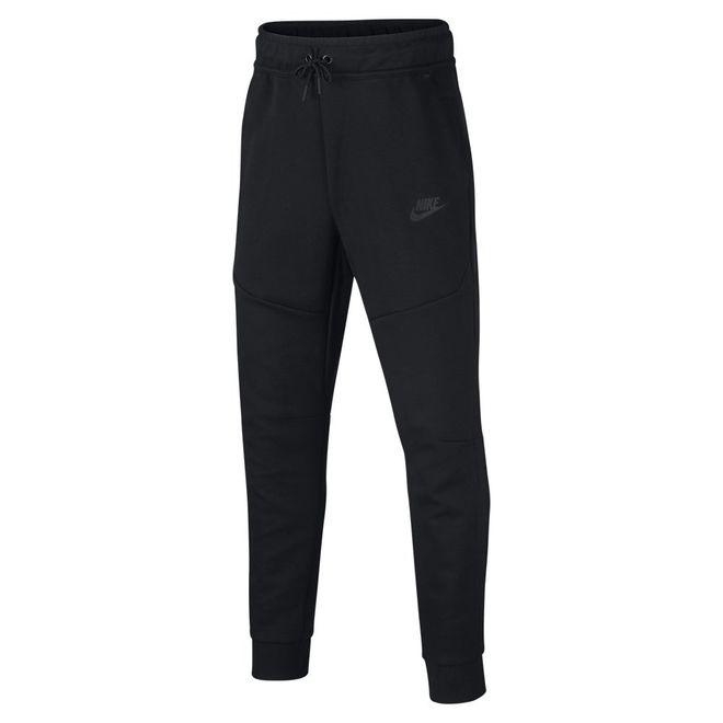 Afbeelding van Nike Sportswear Tech Fleece Pant Kids Black