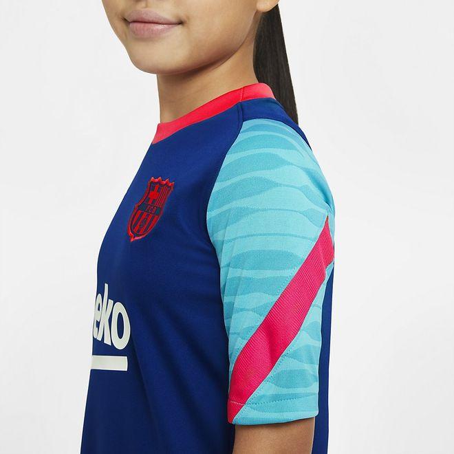 Afbeelding van FC Barcelona Strike Zomerset Kids Deep Royal Blue