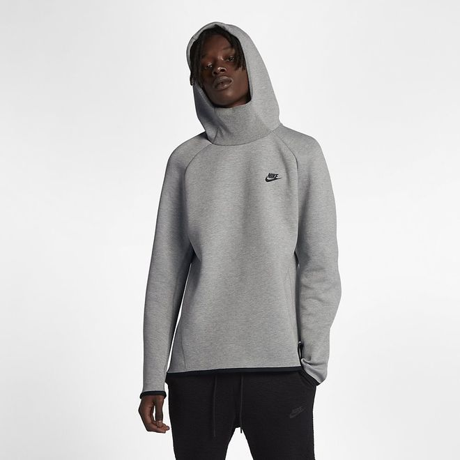 Afbeelding van Nike Sportswear Tech Fleece Dark Grey Heather