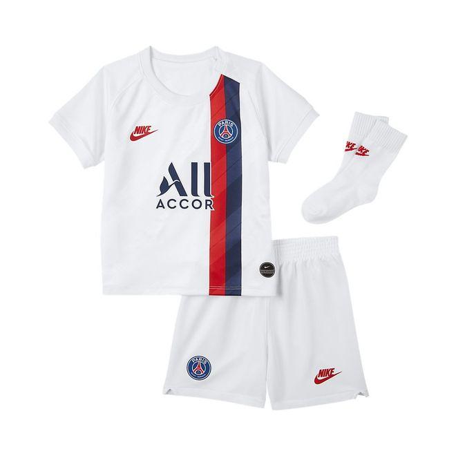 Afbeelding van Paris Saint-Germain Stadium 3e Minikit Baby's