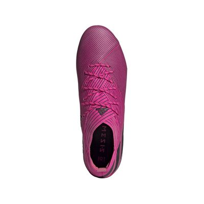 Foto van Adidas Nemeziz 19.1 FG Shock Pink