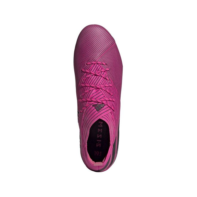 Afbeelding van Adidas Nemeziz 19.1 FG Shock Pink