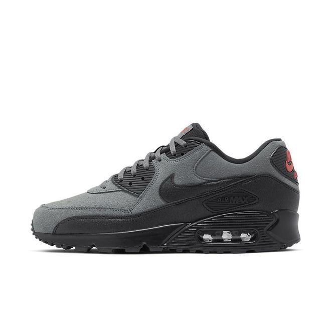 Afbeelding van Nike Air Max 90 Essential Grey Suede