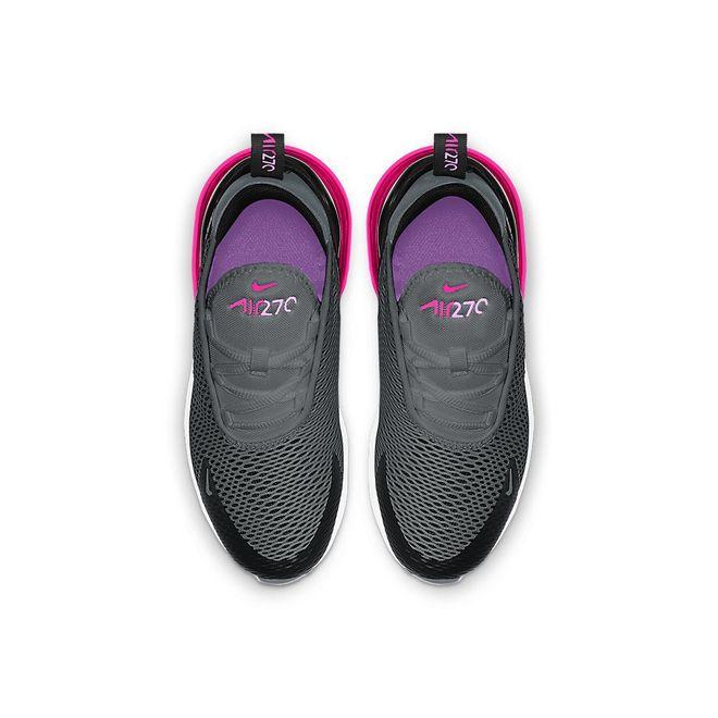Afbeelding van Nike Air Max 270 Kids Smoke Grey Hyper Pink