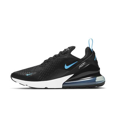 Foto van Nike Air Max 270 Black Blue Fury