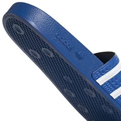 Foto van Adidas Adilette Badslippers Glow Blue