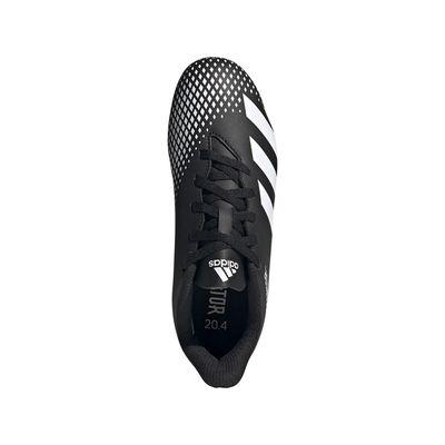 Foto van Adidas Predator Mutator 20.4 FG Kids Core Black