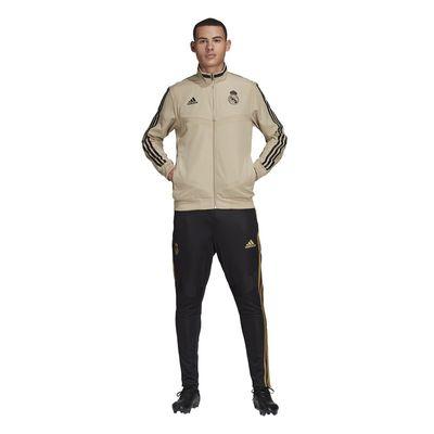 Foto van Real Madrid Presentatiepak Raw Gold