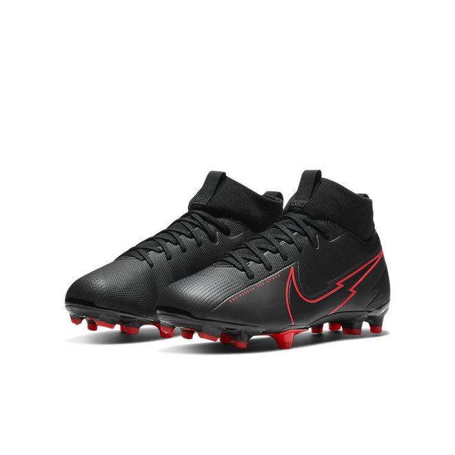 Afbeelding van Nike Superfly 7 Academy GS FG Kids Black