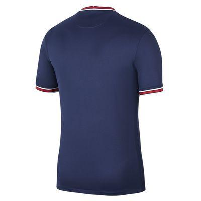 Foto van Paris Saint-Germain Stadium Home Shirt 2021/22