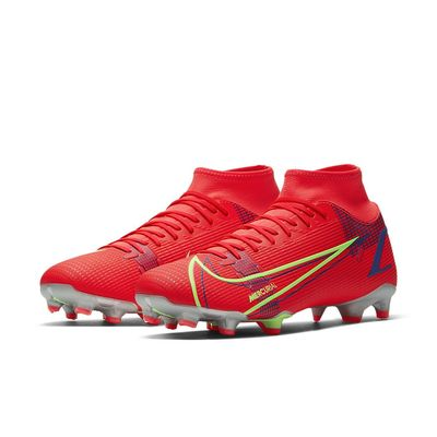 Foto van Nike Mercurial Superfly 8 Academy MG Bright Crimson