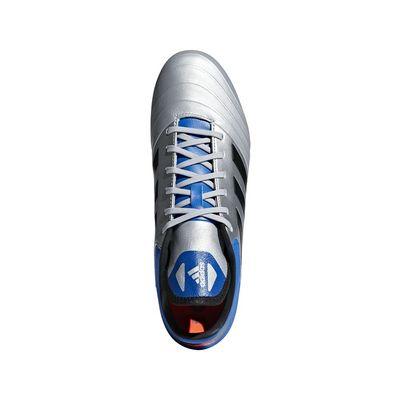 Foto van Adidas Copa 18.3 FG Zilver-Blauw
