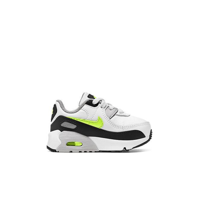 Afbeelding van Nike Air Max 90 Kids White Hot Lime