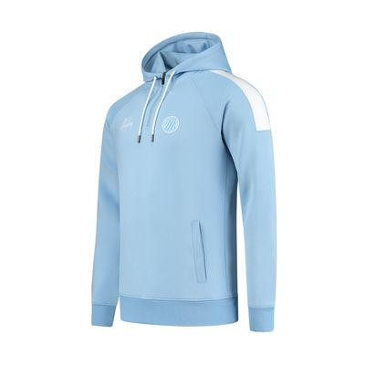 Foto van Malelions Sport Striker Hoodie Set Light Blue