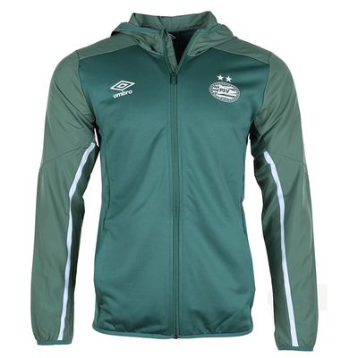 Foto van Umbro PSV Trainingspak Hooded Set Smoke Pine