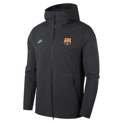 Foto van FC Barcelona Tech Pack Hoodie