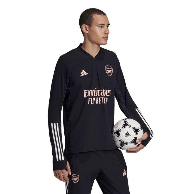 Afbeelding van Arsenal Ultimate Warm Longsleeve Set Black
