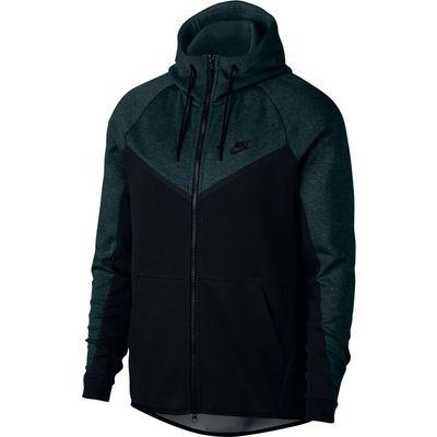 Foto van Nike Sportswear Tech Fleece Windrunner Jungle Green