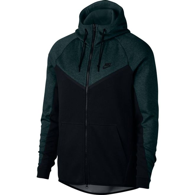 Afbeelding van Nike Sportswear Tech Fleece Windrunner Jungle Green