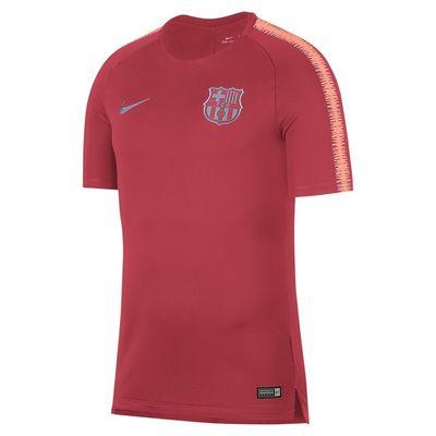 Foto van FC Barcelona Breathe Squad Shirt Tropical Pink