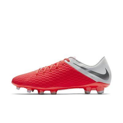 Foto van Nike Hypervenom Phantom III Academy FG Crimson