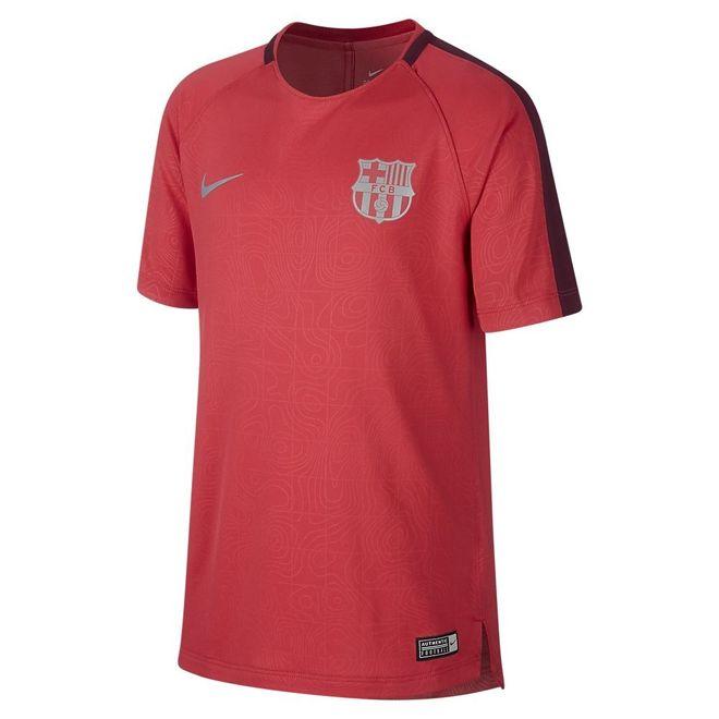 Afbeelding van FC Barcelona Dri-FIT Squad Kids Tropical Pink
