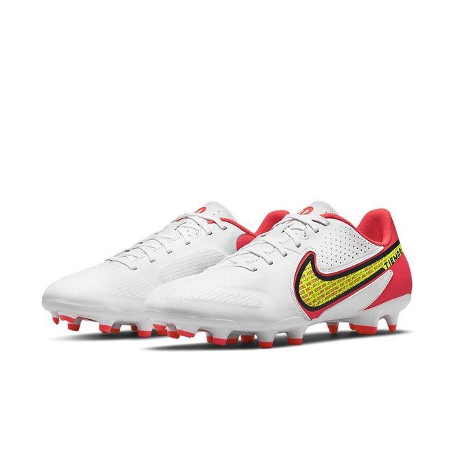 Afbeelding van Nike Tiempo Legend 9 Academy FG White Volt