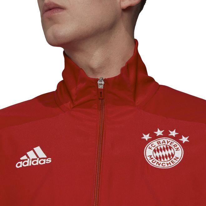 Afbeelding van FC Bayern München Presentatiepak FCB True Red