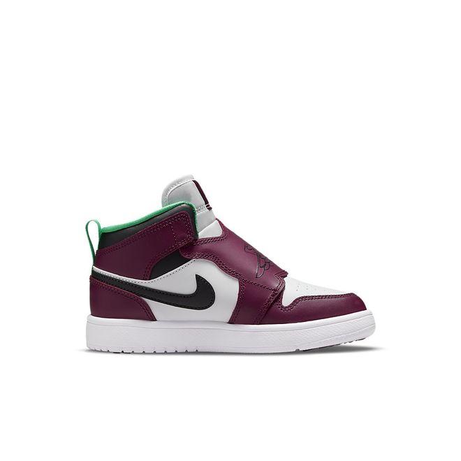 Afbeelding van Nike Sky Jordan 1 Little Kids Dark Beetroot