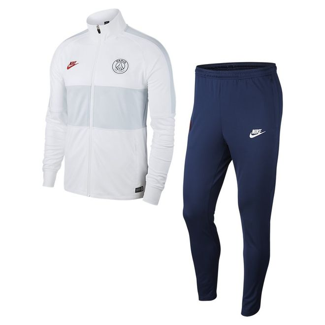 Afbeelding van Paris Saint-Germain Dri-FIT Squad Trainingspak White