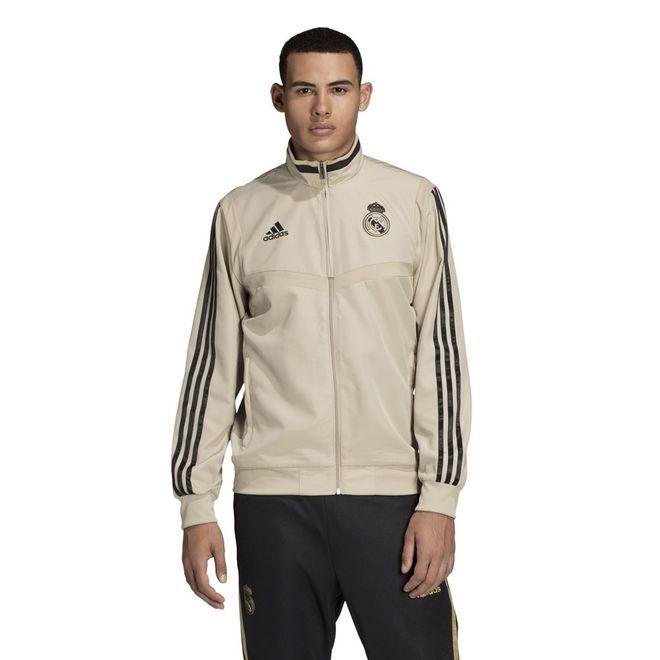 Afbeelding van Real Madrid Presentatiepak Raw Gold