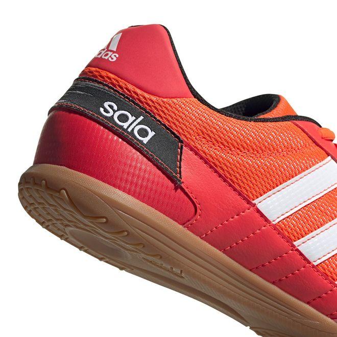 Afbeelding van Adidas Super Sala Indoor Voetbalschoenen Solar Red