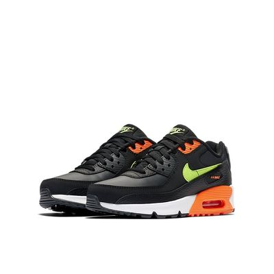 Foto van Nike Air Max 90 Kids Black Ghost Green